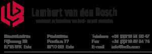 Lambert van den Bosch