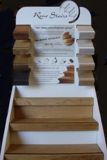 Van Kempen Houthandel - Reno Stairs traprenovatie