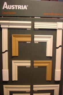 Van Kempen Houthandel - diverse soorten deurlijsten