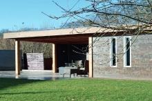 Van Kempen Houthandel - veranda's Douglas hout