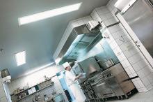 Van Kempen Houthandel - Special Foodcare, plafond- en wandsysteem