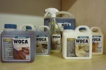 Van Kempen Houthandel - Woca reiniging en onderhoud vloeren