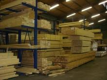 Van Kempen Houthandel - voorraad zachthout